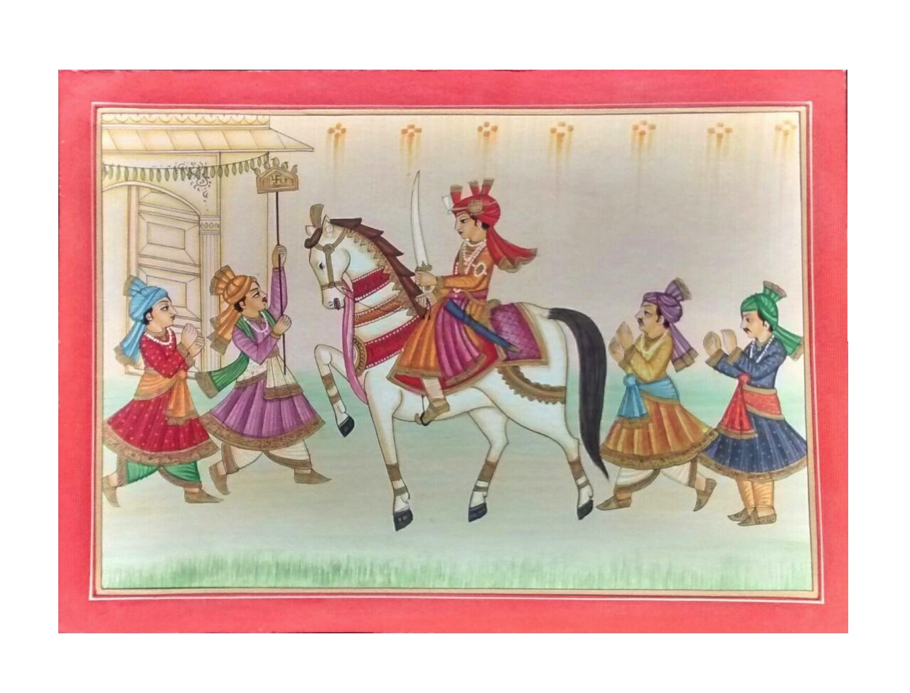 ... diversity and imaginative creativity found in Rajasthani paintings